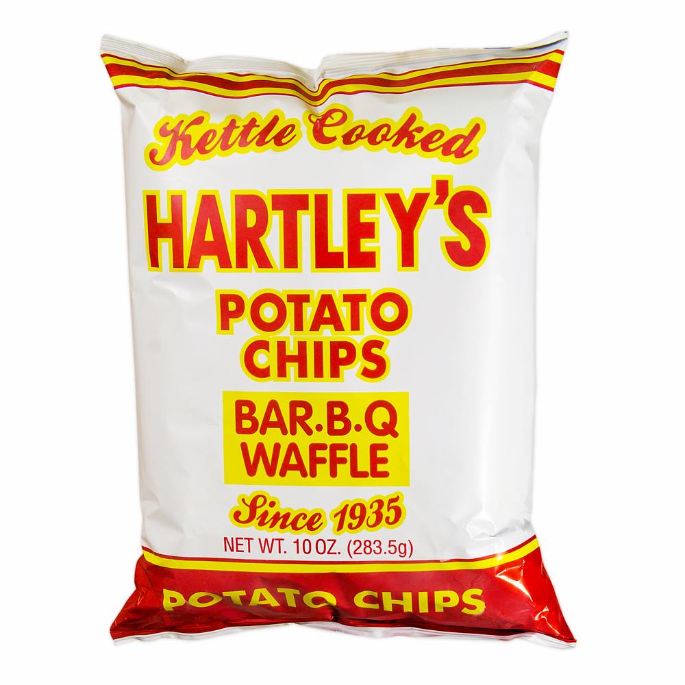 BBQ Waffle – Hartleys Potato Chips